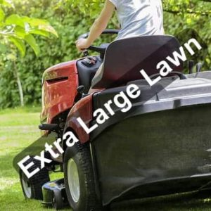 5. Extra Large Lawn