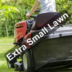 1. Extra Small Lawn