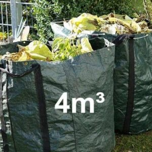 Green Waste Removal (4m³)